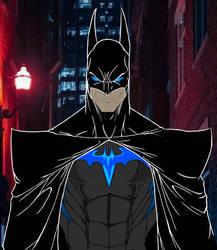 A New Batman by Quan-El