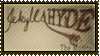 Jekyll and Hyde (musical) stamp by Stuflox