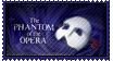 The Phantom of the Opera (musical) stamp by StupidFlyingXXFOX