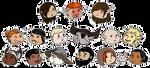 Dragon Age: Inquisition - Chibi Companions by Stuflox