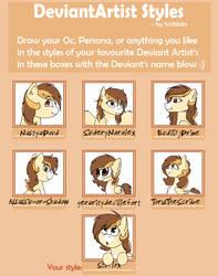 DeviantArtist Styles meme
