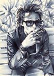 Gerard Way, smoke free