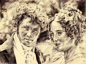 Darcy and Elisabeth