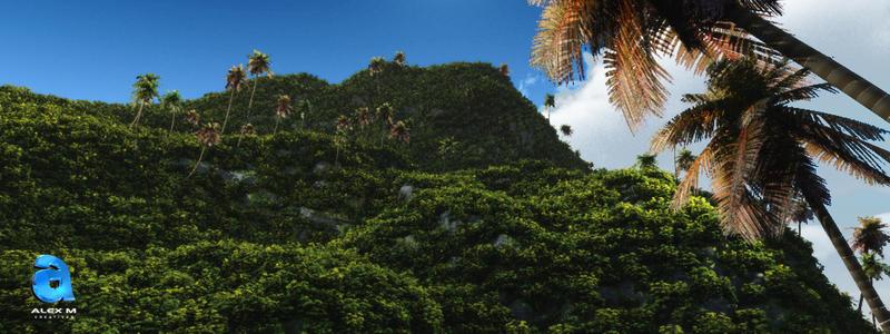 Jungle 3D