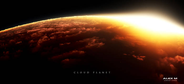 Cloud planet