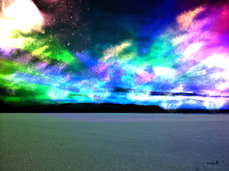 Aurora Borealis by Karlie67
