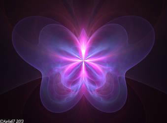 Butterfly Heart by Karlie67