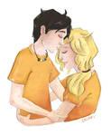 Percy + Annabeth