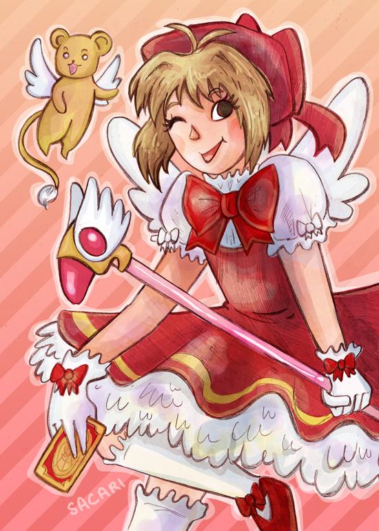 Cardcaptor Sakura by Sacari