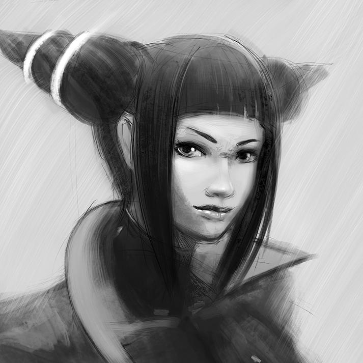 Juri sketch by ili104