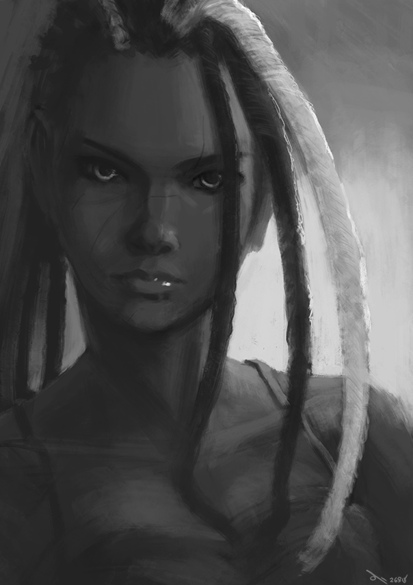 Master Raven by ili104