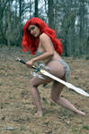 Red Sonja Cosplay