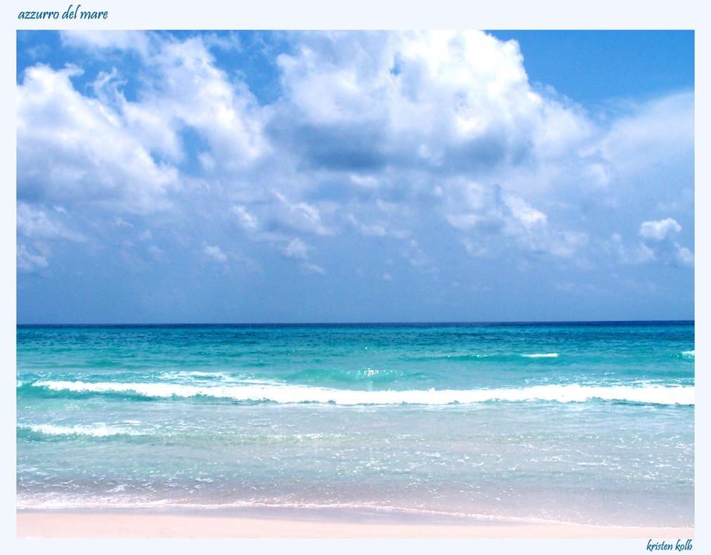 Azzurro del Mare by galactose