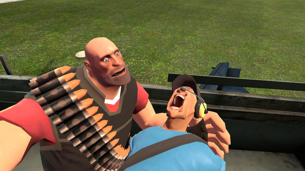 Having fun in Gmod by GhastWhacker