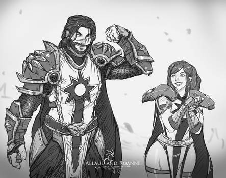 Aelaud and Roanne