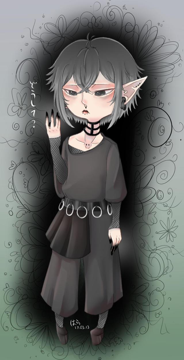 sadness by HaraSama