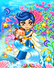 pixel-water boy by ReZieDue