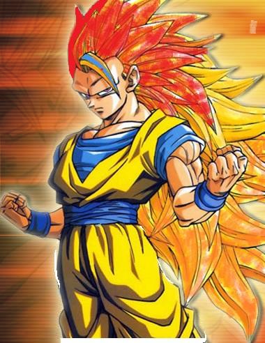 Goku super saiyan 6 by xxheeroyuyxx on deviantart - Super saiyan 6 goku pictures ...