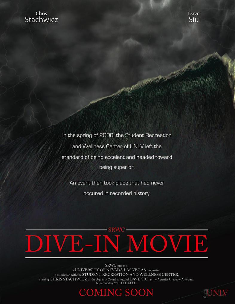 Dive In Movie Flyer By Redsamurix ...