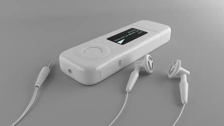 MP3 and Earphones