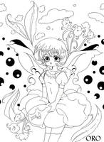 colouring page 7   FLY WITH ME by orjoowan-art