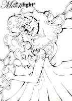 coloring page b3 by orjoowan-art