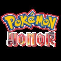 Pokemon Honor Version - Official Logo