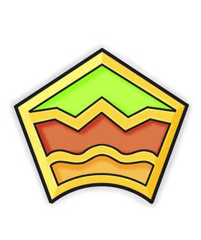 Zone Badge