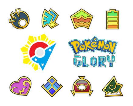Ibaro League Badges - Glory Version