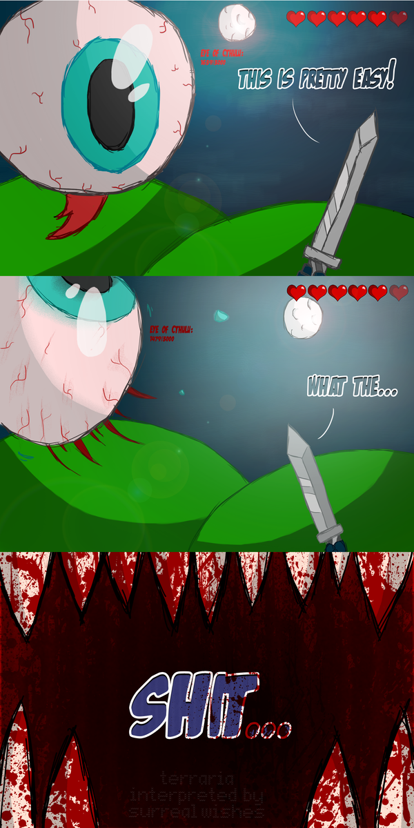 Anime Characters In Terraria : Terraria eyecandy by surreal wishes on deviantart