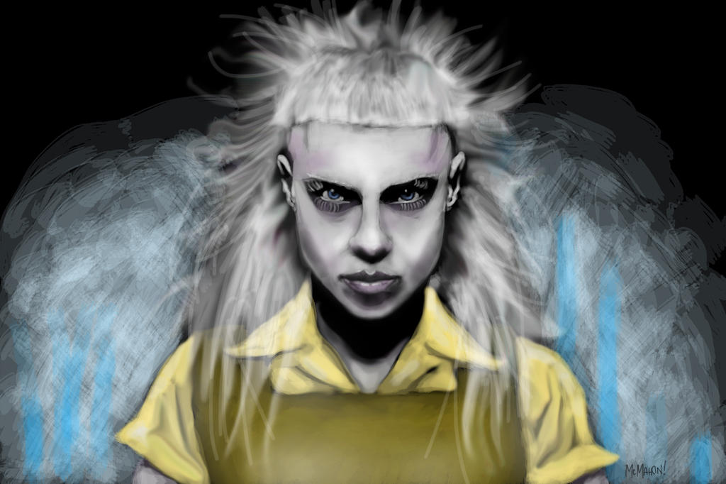 Yolandi Visser by CHR15T0PH3L35