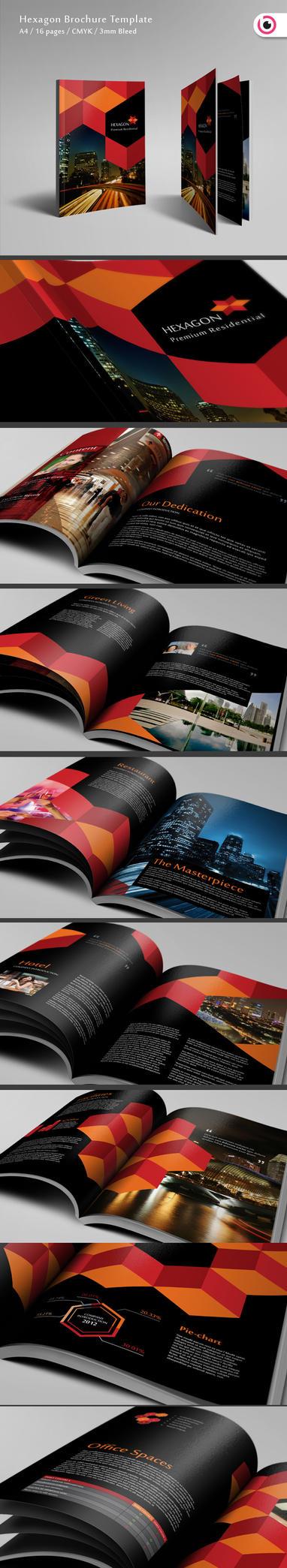 Hexagon Brochure by TonyB3