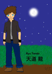 Ryu Tendo by WolverineFung