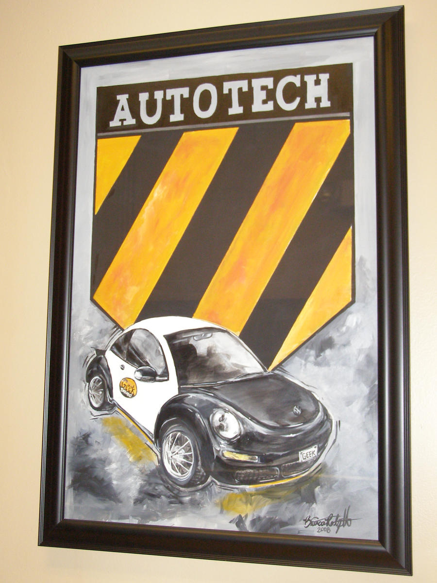 GeekSquad Autotech by sleepypig29 on DeviantArt