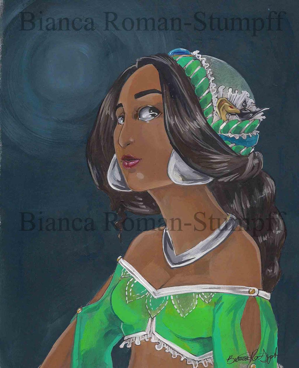 Jasmine by sleepypig29