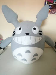 Giant Totoro Plush Commission