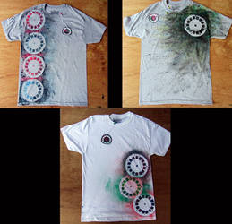 80's Eyes:  Seen and Felt t-shirts by truth-n-vacancy