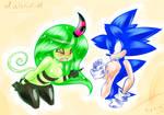 Sonic Vs Zeena