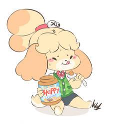 Peanut Pupper