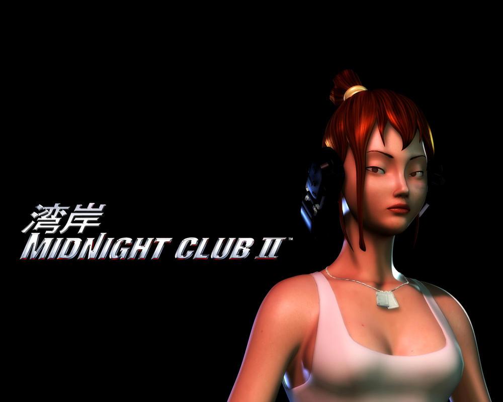 Midnight Club 2 (Gina) by TrayneRekk