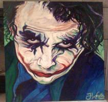 Tribute : The Joker by DeepTemptation