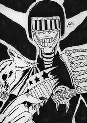 Judge Death by KingGlory