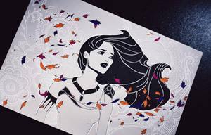 Pocahontas by creativeciara