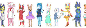 Animal Crossing - My Dream Villagers
