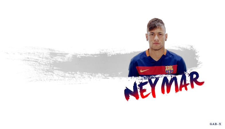 Neymar Png Barcelona By Gab X