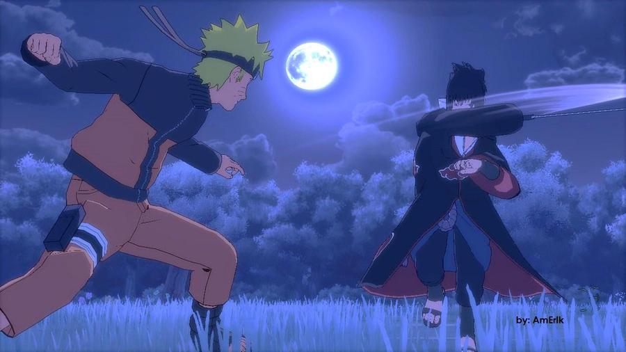 Naruto Shippuden Ova Naruto Vs Sasuke. naruto vs sasuke shippuden