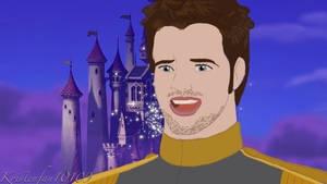 Robert Pattinson Disney Style!