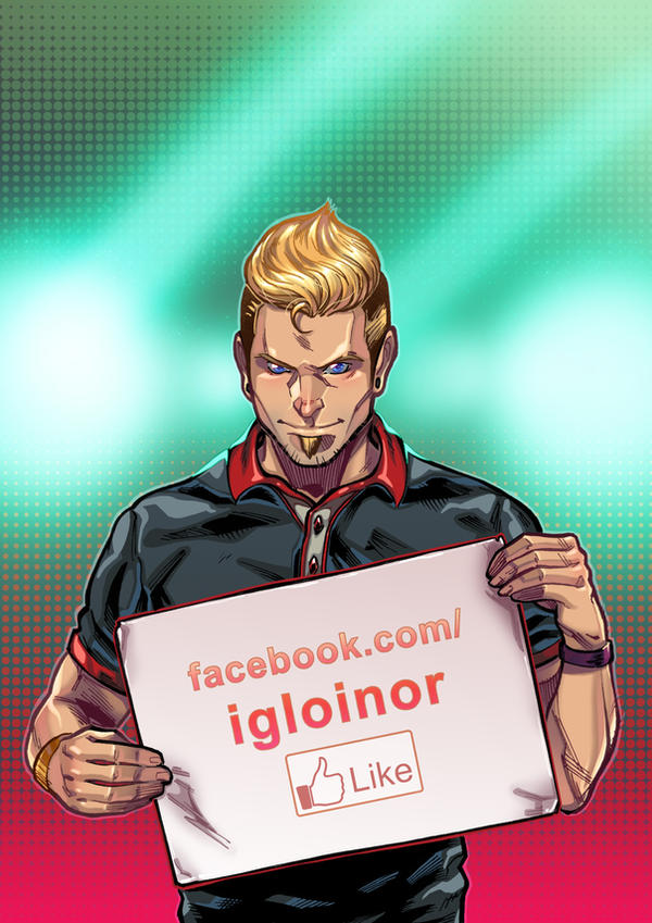 Facebook Tim by Igloinor