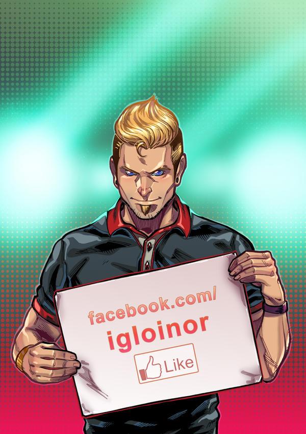 Facebook Tim by Igloinor