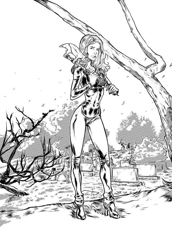 Buffy the Vampire Slayer: lines by Igloinor